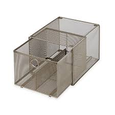 Basket Drawers For Bathroom Carts Bins Cabinet Drawers U0026 Bath Organizers Bed Bath U0026 Beyond