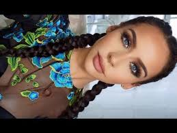 how to i french plait my own side hair how to dutch french braid your own hair carli bybel youtube
