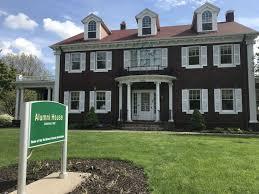 renovations on alumni house churning along at northwest news