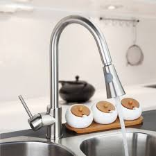 Nickel Kitchen Faucet Compare Prices On Pull Out Kitchen Faucet Online Shopping Buy Low