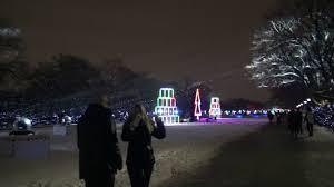 brookfield zoo winter lights brookfield zoo lights 12 17 16 youtube