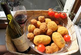 cuisine sicilienne recette arancini avec une sicilienne le régime selon nono