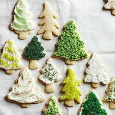 Decorated Christmas Tree Cookies by 10 Scrumptious Christmas Cookies Tinyme Blog