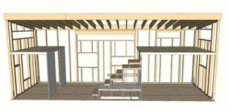 tiny house plans on wheels home area pinterest tiny house