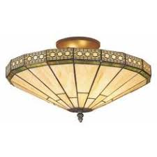 mission tiffany ceiling light mission tiffany stained glass inverted pendant lighting