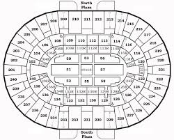 seating charts north charleston coliseum performing arts center center stage
