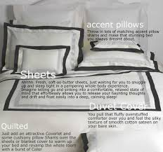 How To Set A Bed Anatomy Of The Luxury Bedding Luxury Linens Magazine