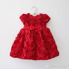 2018 0 2y newborn baby dresses princess dress infant