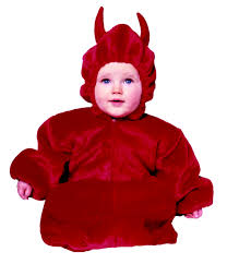 kids devil costumes