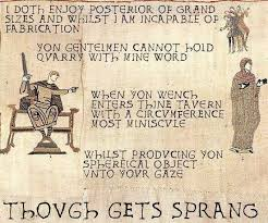 Bayeux Tapestry Meme - anachronistic memes the best of the bayeux tapestry mental floss