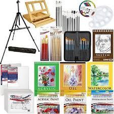 artist paint kit ebay