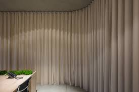 Office Curtain by Gallery Of Un Curtain Office Dekleva Gregoric Architects 7