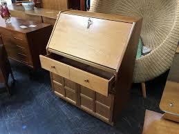 u bureau bureau by nathan furniture teak mid centrury style