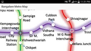 Metro Station Map In Dubai by Bangalore Metro Map Android Apps On Google Play
