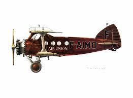 1970 avion bleriot spad illustration dessin avion ancien biplan