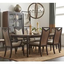 legacy classic urban rhythm 7 piece dining set wayside furniture