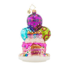 christopher radko ornaments 2015 radko another year birthday