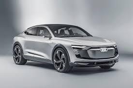 audi elaine concept car e tron sportback 2017 bilder autobild de