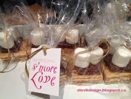 smores wedding favors elev8 dezign s more wedding favors