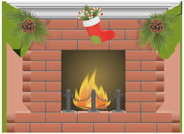 fireplace fresh christmas fireplaces home design new modern with