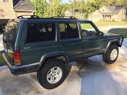 sold 2000 jeep cherokee xj sport 4x4 85k orig miles never offroad