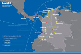 Endeavor Air Route Map by Finance Colombia Pyme Finance Colombia