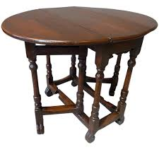 a small charles ii period 17th century gateleg table at 1stdibs