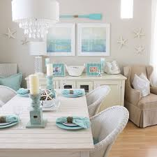 Best Coastal Home Ideas  Images On Pinterest Home Kitchen - Beachy dining room