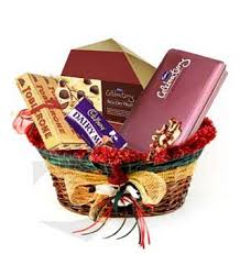 chocolate basket delivery chocolate siliguri ambala chocolate basket siliguri send