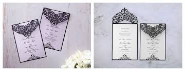 Wedding Invitations Free Samples Wisconsin Create Unforgettable Wedding Invitations With Laser