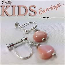 clip on earrings for kids clip on earrings for kids