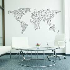 Best  World Map Art Ideas On Pinterest Map Art World Map - Designs for pictures on a wall