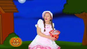 halloween songs for children kids and toddlers with little miss