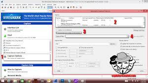 wireshark tutorial analysis wireshark tutorial part 3 capture filters and selecting your target