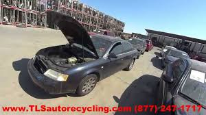 parting out 2001 audi a6 audi stock 5137gr tls auto recycling