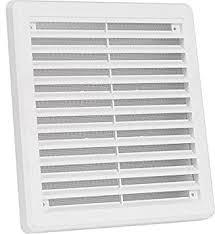 grille ventilation cuisine grille de ventilation plastique garage porte salle de bain wc