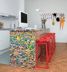 16 unique furniture ideas made of lego futurist architecture