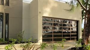 modern glass garage doors athena