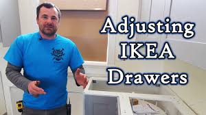 how to remove ikea kitchen cabinet doors adjusting ikea drawer fronts and removal