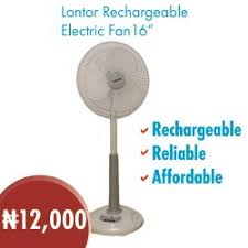 where to buy a fan rechargeable standing fan in nigeria lontor rechargeable fan kara
