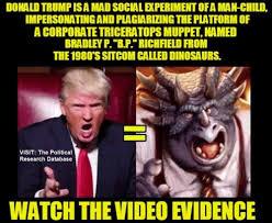 Reptilian Meme - donald is a prehistoric reptilian creepy gallery ebaum s world