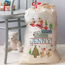 personalised gift sack by palace