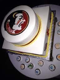 fsu themed grooms cake