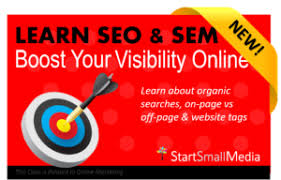 online seo class small business milwaukee courses start small media