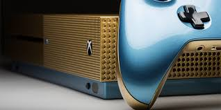 xbox one s custom xbox one s console colorware