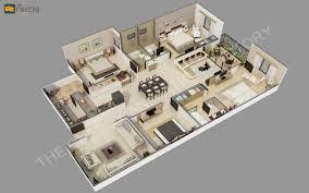3d floor plan design interactive 3d floor plan yantram studio 25