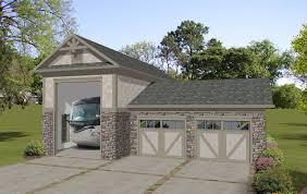 craftsman rv garage 20131ga architectural designs house plans