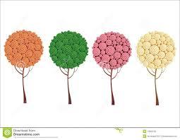 creative trees stock vector image of grow green 13900126