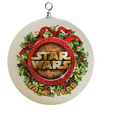 wars wreth ornament custom gift 17