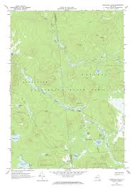 Chippewa National Forest Map New York Topo Maps 7 5 Minute Topographic Maps 1 24 000 Scale